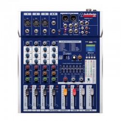 Audio Design - PAMX2.311