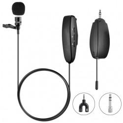 Audio Design - PMU 501 LV (Microfono Lavallier con ricevitore Jack)