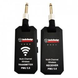 Audio Design - PMU 5.8 (Jack Wireless)