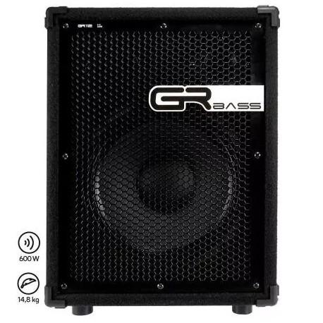 GRBASS  GR112+ 4 Ohm (Cassa Bass)