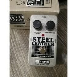 Electro Harmonix - Steel Leather Bass (Promo)