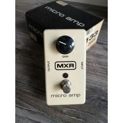 MXR - Micro Amp M133 (usato)