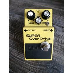 BOSS - SD1 Super OverDrive Modif. (usato)