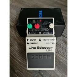 BOSS - LS2 Line Selector (Usato)