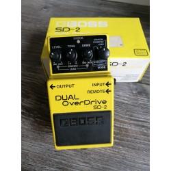 BOSS - SD2 Dual OverDrive (Usato)