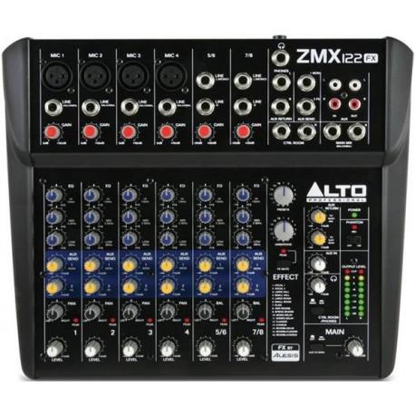ALTO - ZMX122FX Mixer con effetti Alesis