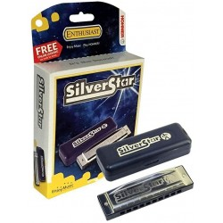 HOHNER Silver Star C (Armonica in DO)