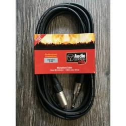 Audio Design - VS140-5 Cavo 5m Jack-XLR