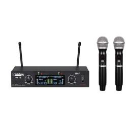 Audio Design - PMU 212 (Wireless 2 Microfoni UHF)