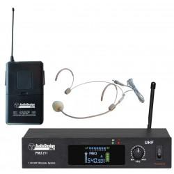 Audio Design - PMU 211BP (Wireless Microfono Archetto UHF)