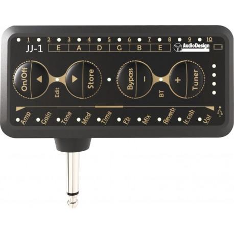 Audio Design - JJ1 (Multieffetto + Cab Simulator)