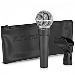 SHURE SM58 (Microfono Cardioide)