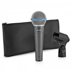 SHURE Beta 58A (Microfono SuperCardioide)