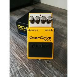 BOSS OD-1X OverDrive (Usato)